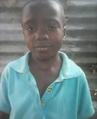 Meet Jules - His birthday is January 1st, 2012, he loves playing, singing, and drawing and hopes to become a nurse one day. Click Jules's picture to sponsor him!