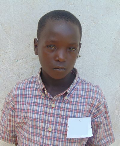Meet Ores - His birthday is July 3rd, 2012, he loves the lessons he receives at the CarePoint and hopes to become a police officer one day. Click Ores's picture to sponsor him!