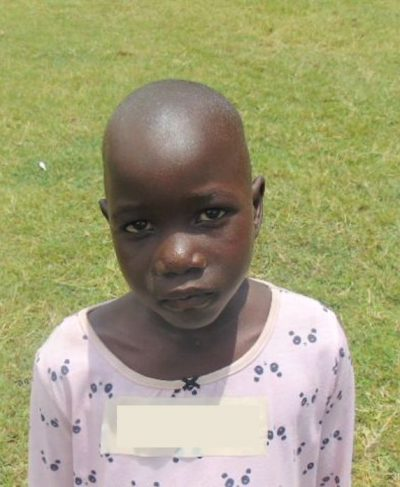 Meet Ida - Her birthday is July 26th, 2013, she loves drawing pictures and hopes to become a teacher one day. Click Ida's picture to sponsor her!