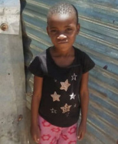 Meet Maria - Her birthday is December 10th, 2013, she loves helping at home and hopes to become a doctor one day. Click Maria's picture to sponsor her!