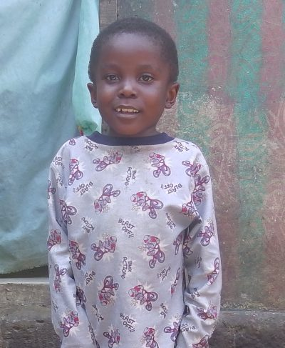 Meet Pierre - His birthday is November 1st, 2014, he loves playing and singing and hopes to become a driver one day. Click Pierre's picture to sponsor him!
