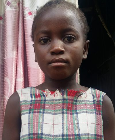 Meet Bradiene - She is 10 years old, she loves the tutoring she receives at the CarePoint and hopes to become a doctor one day. Click Bradiene's picture to sponsor her!