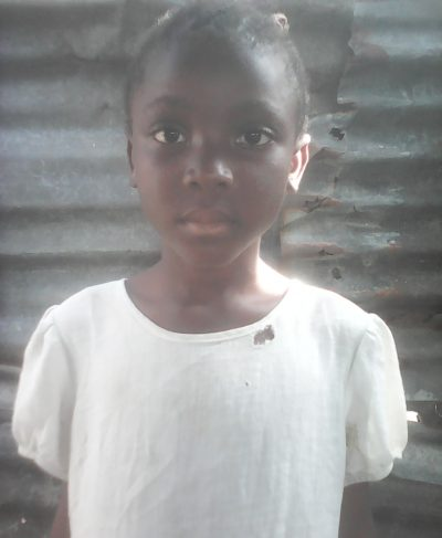Meet Clarisse - Her birthday is December 1st, 2012, she loves skipping rope and hopes to become a seamstress one day. Click Clarisse's picture to sponsor her!