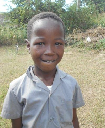 Meet Mpendulo - His birthday is April 16th, 2012, he loves playing soccer and hopes to become a soldier one day. Click Mpendulo's picture to sponsor him!