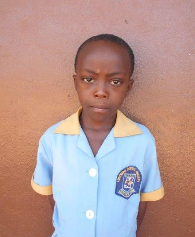 Meet Callucia - Her birthday is June 25th, 2011, she loves playing hide and go seek and hopes to become a doctor one day. Click Callucia's picture to sponsor her!