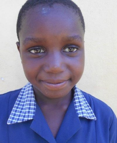 Meet Senzelwe - Her birthday is January 9th, 2013, she loves swinging and hopes to become a nurse one day. Click Senzelwe's picture to sponsor her!
