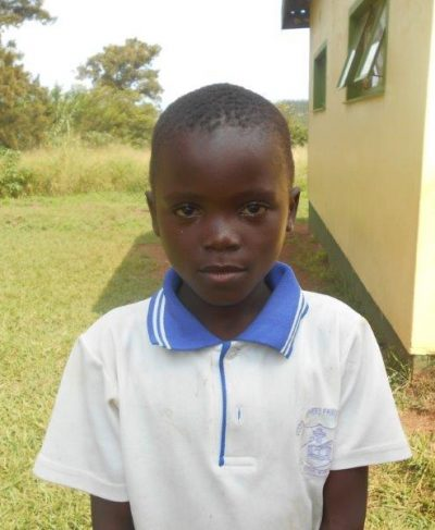 Meet Hlelile - Her birthday is June 17th, 2012, she loves jumping rope and hopes to become a soldier one day. Click Hlelile's picture to sponsor her!