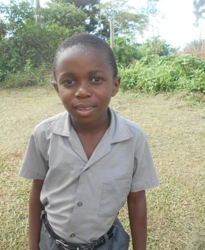 Meet Owethu - His birthday is February 15th, 2012, he loves beef stew and hopes to become a nurse one day. Click Owethu's picture to sponsor him!