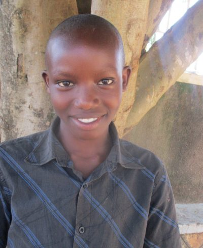 Meet Justus - His birthday is November 2nd, 2007, he loves reciting memory verses and hopes to become a doctor one day. Click Justus's picture to sponsor him!