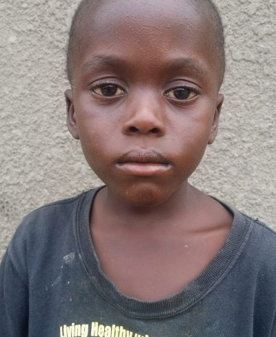 Meet Kevine - His birthday is November 2nd, 2014, he loves playing ball with his friends and hopes to become a soldier one day. Click Kevine's picture to sponsor him!