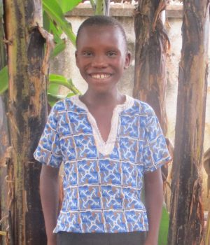 Click Frank's picture to sponsor him - He is 11 years old, loves learning the Bible and wants to be a doctor.