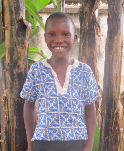 Meet Frank - His birthday is July 28th, 2009, he loves learning about Genesis Design and hopes to become a doctor one day. Click Frank's picture to sponsor him!