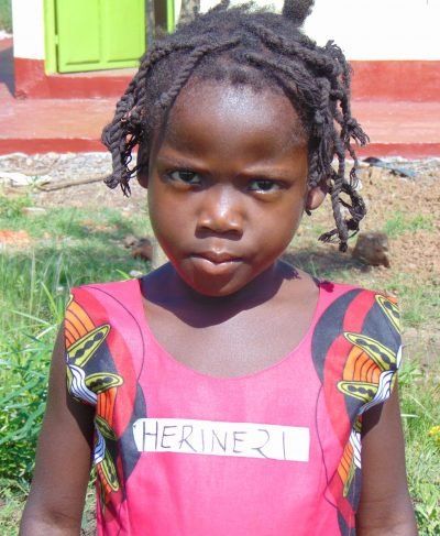 Meet Herine - Her birthday is October 27th, 2014, she loves playing with friends and hopes to become a teacher one day. Click Herine's picture to sponsor her!