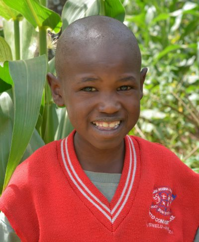 Click Daud's picture to sponsor him - He is 8 years old, loves reading and wants to be a teacher one day!
