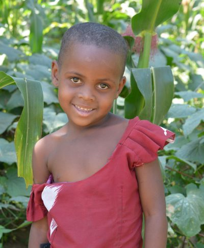 Meet Jenipher - She is 4 years old, she loves spending time with friends and hopes to become a doctor one day. Click Jenipher's picture to sponsor her!