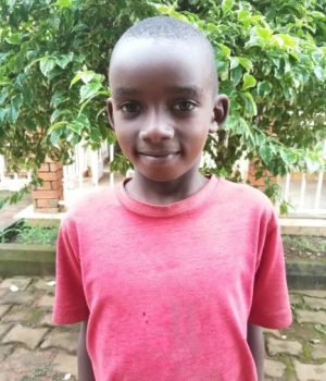 Click Ivan's picture to sponsor him - He is 7 years old, loves to study and hopes to be a civil engineer.