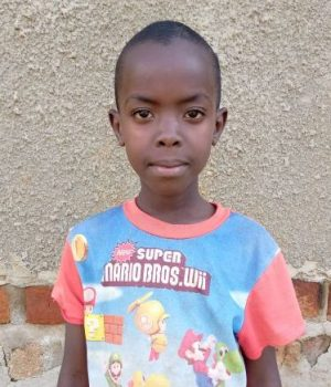 Click Joshua's picture to sponsor him - He is 7 years old, loves to read and hopes to become a limo driver.