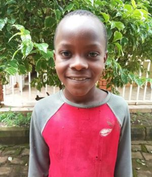 Click Isaiah's picture to sponsor him - He is 9 years old, loves engineering and hopes to build houses.