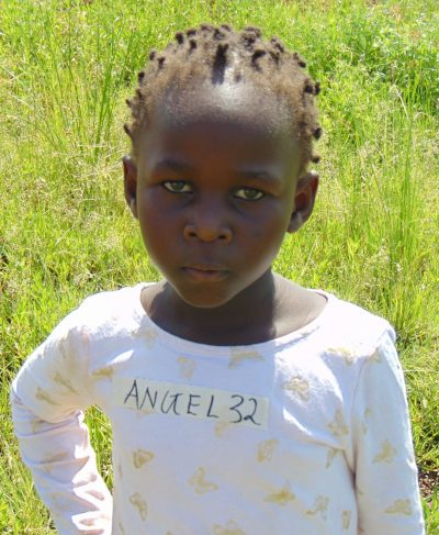 Click Angel's picture to sponsor her - She is 6 years old, loves the CarePoint and hopes to become a teacher.