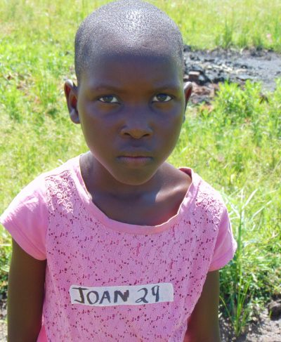 Meet Joanne, she loves playing with her friends and hopes to become a lawyer one day. Click Joanne's picture to sponsor her!