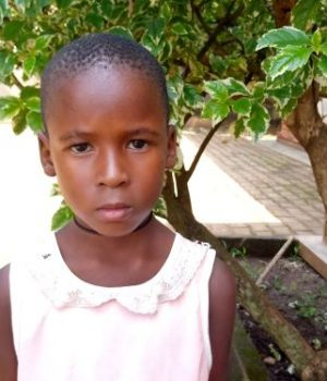Click Zaharah's picture to sponsor her - She is 6 years old, loves to play with friends and hopes to be a pilot.