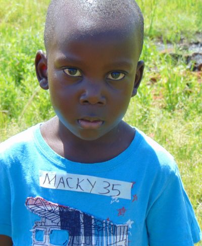 Click Mattrichs's picture to sponsor him - He is 5 years old, loves playing and hopes to become a teacher one day.