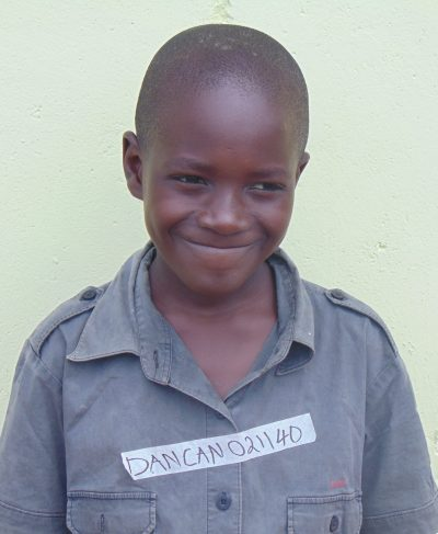Click Duncan's picture to sponsor him - He is 9 years old, loves to read and hopes to become a doctor one day.