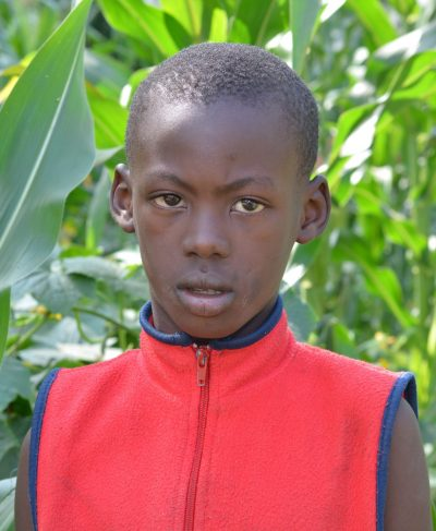 Click Raphael's picture to sponsor him - He is 8 years old, loves to play sports and hopes to be an engineer.