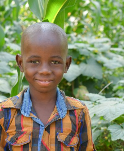 Click Sudanis's picture to sponsor him - He is 8 years old, loves Swahili and hopes to be the president.