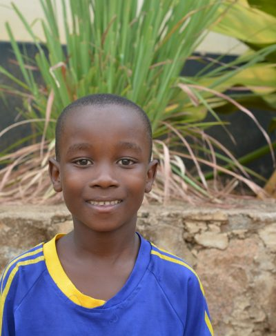 Click Stephano's picture to sponsor him - He is 8 years old, loves to explore nature and wants to be a government leader one day!