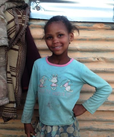 Click Marolene's picture to sponsor her - She is 7 years old, loves to play games and hopes to become a teacher one day.