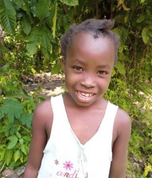 Click Stella's picture to sponsor her - She is 7 years old, loves skipping rope and hopes to be a doctor.