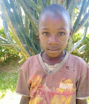 Click Brian's picture to sponsor him - He is 8 years old, loves learning and hopes to become a bus driver.