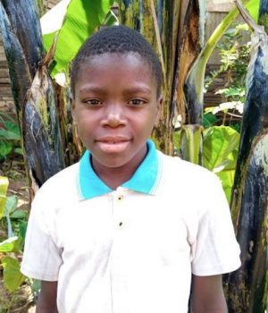 Click Joel's picture to sponsor him - He is 9 years old, loves making friends and wants to be a lawyer.