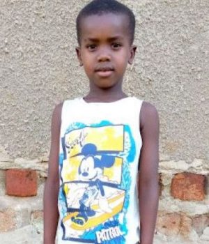 Click Joshua's picture to sponsor him - He is 6 years old, loves making friends and wants to be a doctor.