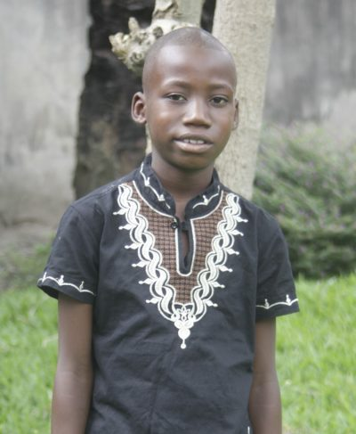 Click Sado's picture to sponsor him - He is 10 years old, loves playing with friends and wants to be a mechanic.