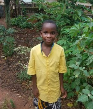 Click Christine's picture to sponsor her - She is 10 years old, loves reading, and wants to be a doctor.