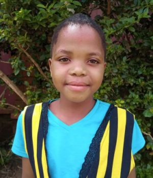 Click Daniella's picture to sponsor her - She is 9 years old, loves learning, and wants to be a lawyer.