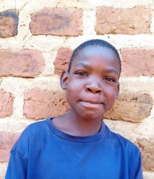 Click Taibu's picture to sponsor him - He is 9 years old, loves math, and wants to be a doctor.