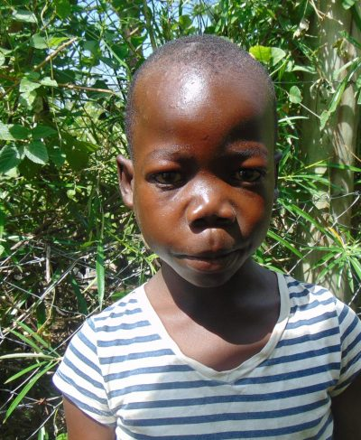 Click Samuel's picture to sponsor him - He is 9 years old, loves to study and wants to be a driver.