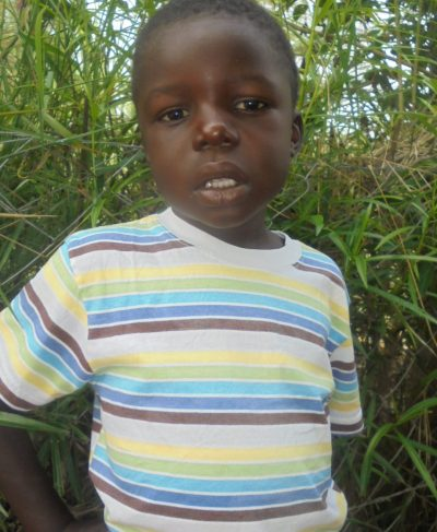 Click Clintons picture to sponsor him - He is 2 years old and wants to be a pilot when he grows up.
