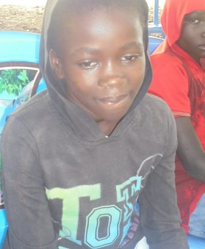 Click Lilian's picture to sponsor her - She is 7 years old, loves math and wants to be a teacher.