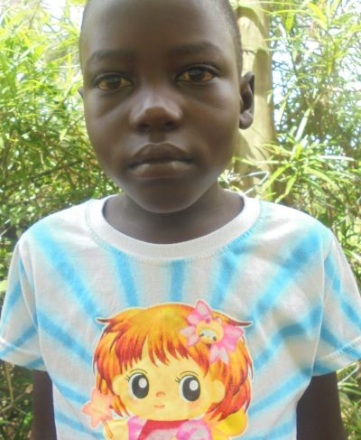 Click Jane's picture to sponsor her - She is 4 years old, loves school and wants to be a nurse.