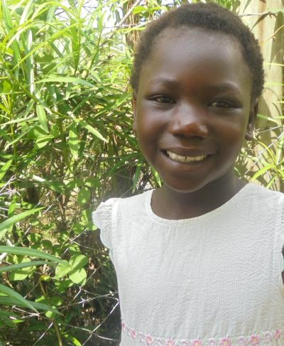 Click Christine's picture to sponsor her - She is 9 years old, loves Bible studies and wants to be a teacher.
