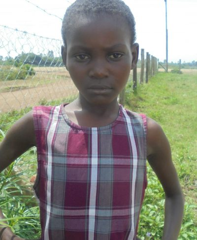 Click Ashley's picture to sponsor her - She is 10 years old, loves academics and wants to be a teacher.