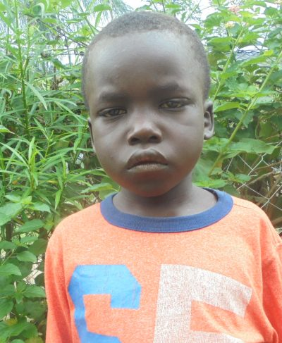 Click Seldon's picture to sponsor him - He is 6 years old, loves coloring, and wants to be a driver.