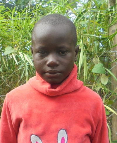 Click Phabian's picture to sponsor him - He is 8 years old, loves reading, and wants to be a teacher.