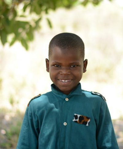 Click Baraka's picture to sponsor him - He is 7 years old, loves to sing and wants to be a doctor.