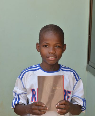 Click Richard's picture to sponsor him - He is 12 years old, loves to study and wants to be a teacher.