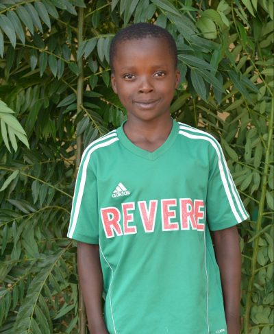 Click Agripa's picture to sponsor him - He is 11 years old, loves picnics and wants to be a soldier.